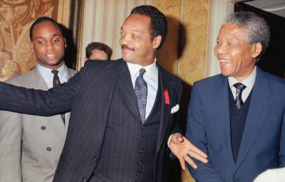 Rev. Jesse Jackson on the Life of Nelson Mandela and the Movement that Backed His Anti-Apartheid Fight
