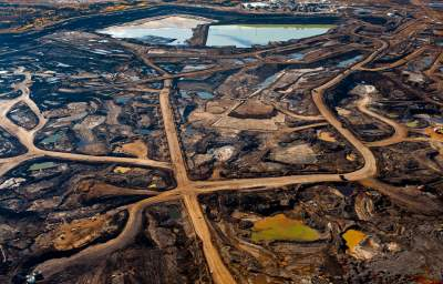 ALEC Tours Tar Sands, Works with Industry Groups to Block Low-Carbon Fuel Standards