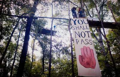 Blockadia Rising: Voices of the Tar Sands Blockade