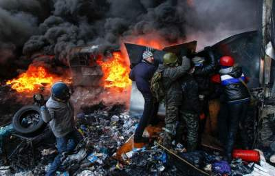 Who is Provoking the Unrest in Ukraine? A Debate on Role of Russia, U.S. in Regional Crisis