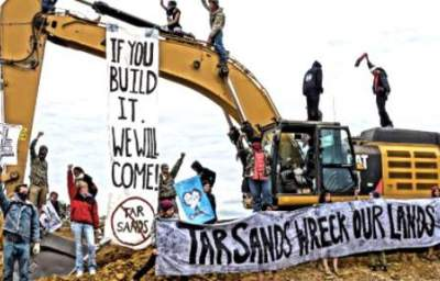 21 arrested in Utah Tar Sands fight