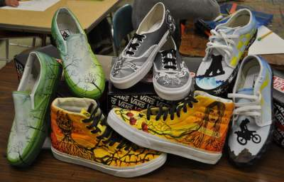 Vans Awards School $50,000 for Shoe Design