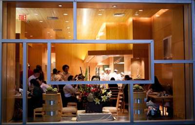 New York Sushi Restaurant Eliminates Tipping Because it Pays Waiters a Salary with Benefits