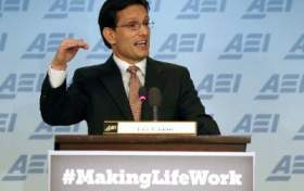 Nincompoopery at Work: Cantor's Con Would Steal Workers' Overtime Pay