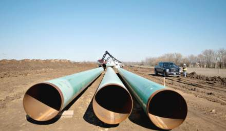TransCanada Begins Injecting Oil Into Keystone XL Southern Half; Exact Start Date a Mystery