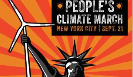 Five Reasons We're Joining the People's Climate March