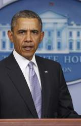 U.S. President Barack Obama calls for an end to corporate tax loopholes