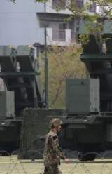 Japan Deploys Missiles Over N. Korea threat