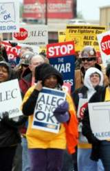 ALEC-Backed Energy Bills