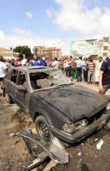 Deadly Car Bomb Explodes at Benghazi Hospital