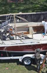 Message in Boat Left by Boston Bombing Suspect