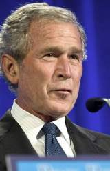National Columnist Wants Readers to Believe Bush was Misunderstood