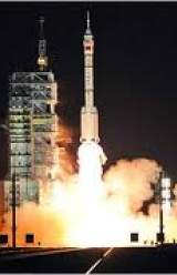 China Launches its First Lunar Probe