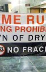 Dryden, New York Bans Fracking