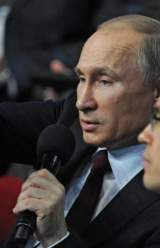 Putin Advises Russians Not Search on Google