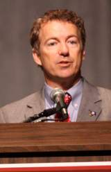 Rand Paul Says Dick Cheney Pushed for Iraq Invasion for Profit