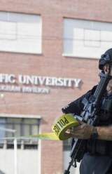 Students Take Down Gunman in Seattle College Shooting