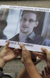 Norwegian Member of Parliament Nominated Edward Snowden for Nobel Peace Prize