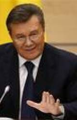 Yanukovych Plans to Fight for his Country's Future Without Military Assistance