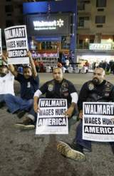 Walmart's Partners Pay Many Fired Workers