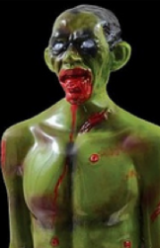 Zombie Industries to Remove One of its Three-Dimensional Shooting Targets at NRA Convention
