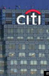 Citigroup Wrote a Bill in Order to Get a Bailout