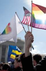 Media Coverage Favors Legalizing Gay Marriage