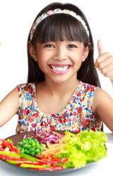 Kids Prefer Healthier Lunches
