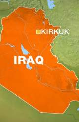 Mosque in Iraq Hit with a Bomb