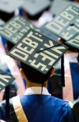 Higher Education Threatened by Debt