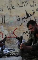 Al-Qaeda Fighters Kill Syrian Rebel leaders