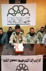 Many Syrian Rebel Groups Join Together