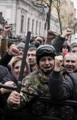 Ukraine Government Nearly Ready to Collapse