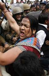 Alleged Gang-Rape in India Causes Uproar