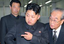 A picture of Kim Jong Un