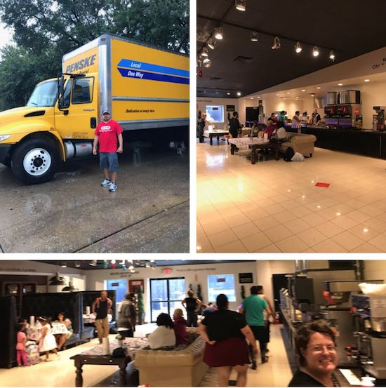 Gallery Furniture Outlet Houston: Houston Furniture Store Opens Its Doors To Flood Victims