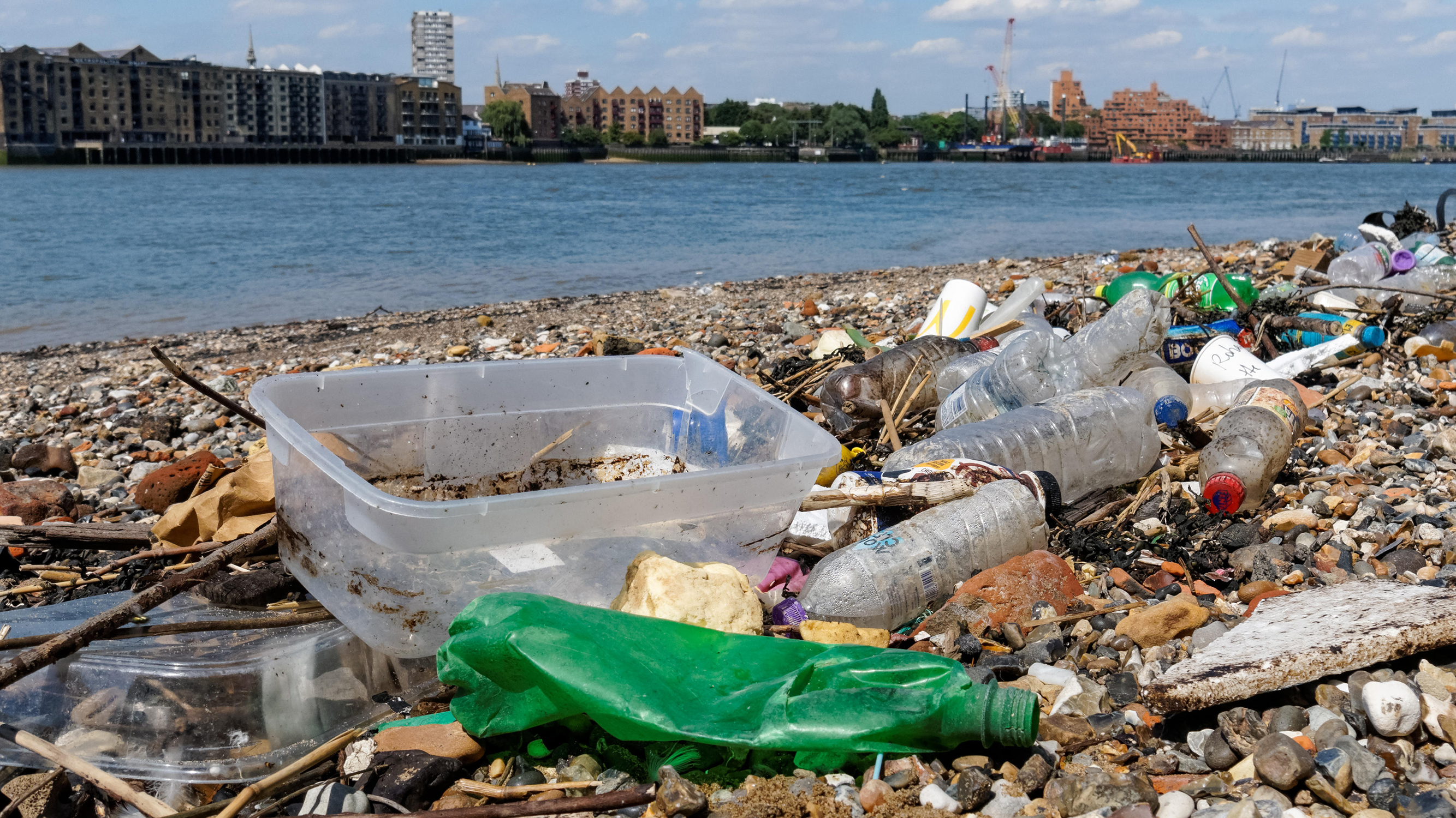 Plastic pollution: Could we have solved the problem nearly ...