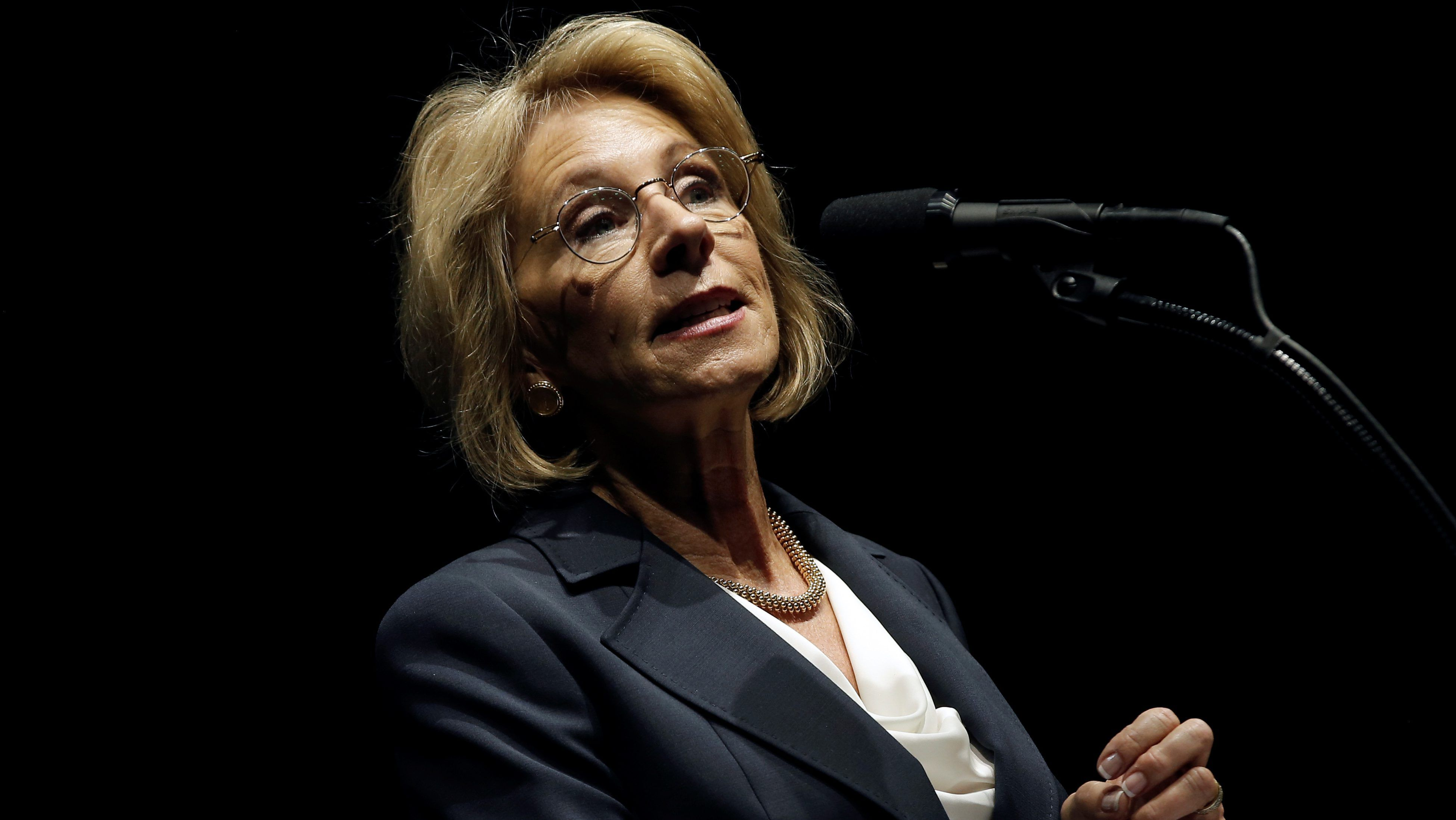 Betsy Devos Is Just Plain Wrong >> Betsy Devos Needs An Education On Ethics Nationofchange