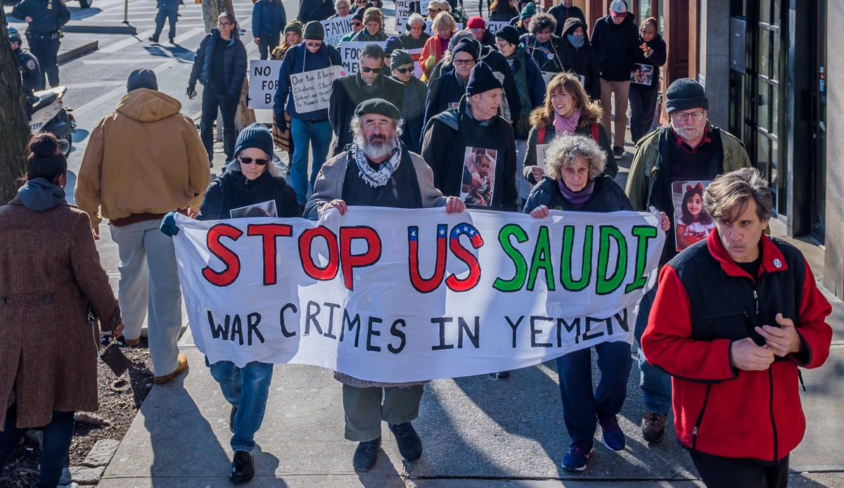 US Senate votes to end involvement in Yemen war