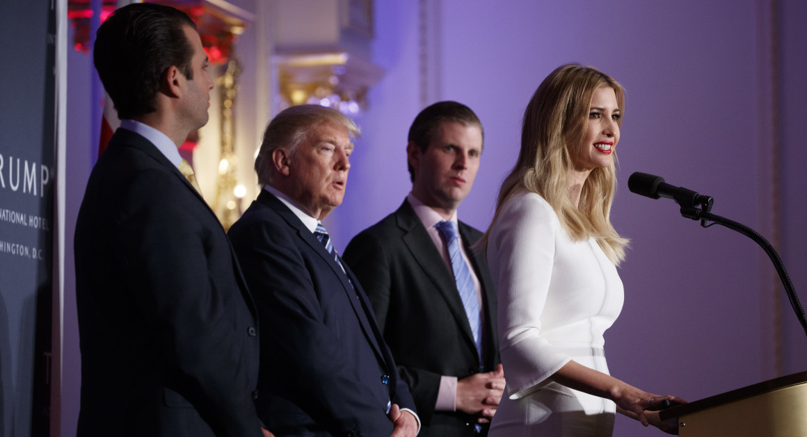 President Donald Trump agrees to shut down his personal charity