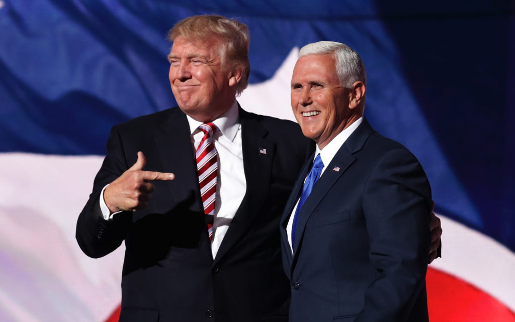 It's the smashed GOP, stupid! Can't win with Trump, can't win without him